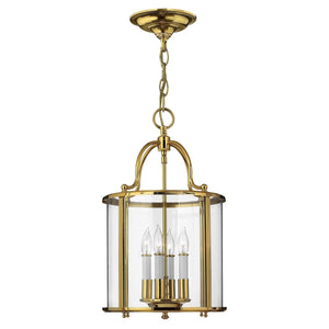 Hinkely Gentry Medium Pendant Light - London Lighting - 1