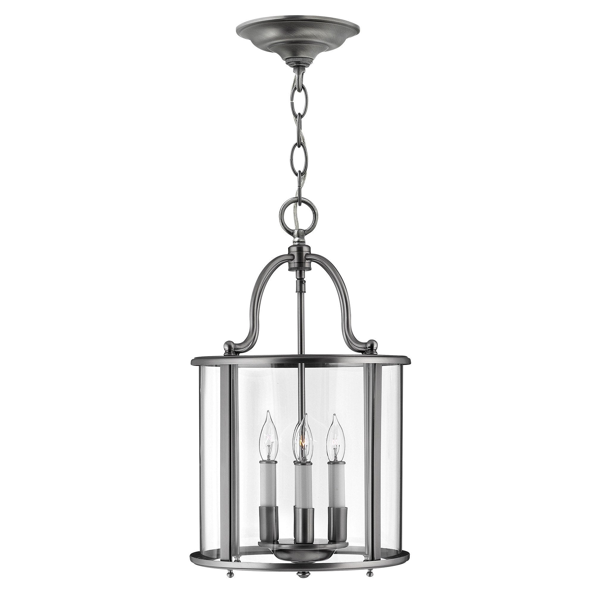 Hinkely Gentry Medium Pendant Light - London Lighting - 2