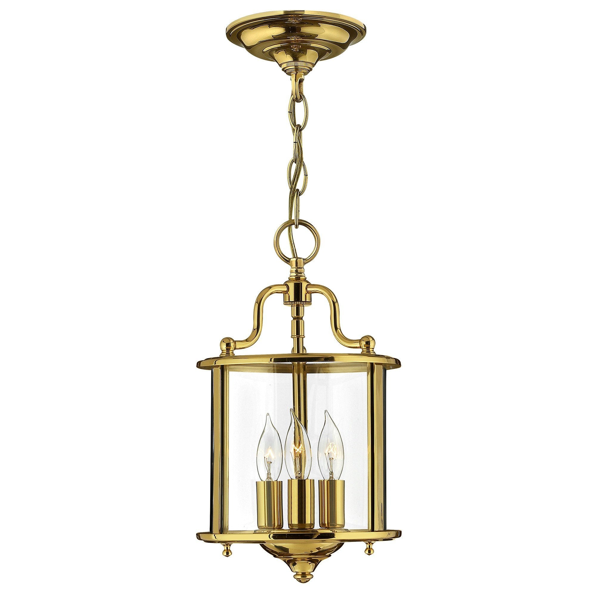 Hinkely Gentry Small Pendant Light - London Lighting - 1