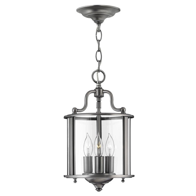 Hinkely Gentry Small Pendant Light - London Lighting - 2