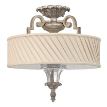 Hinkley Kingsley Semi-Flush Light - London Lighting - 1