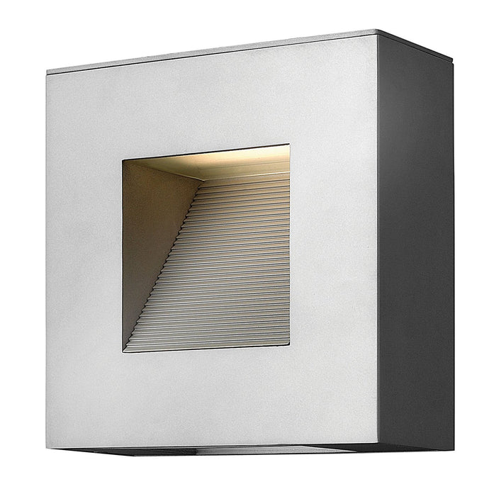 Titanium Small LED Wall Light