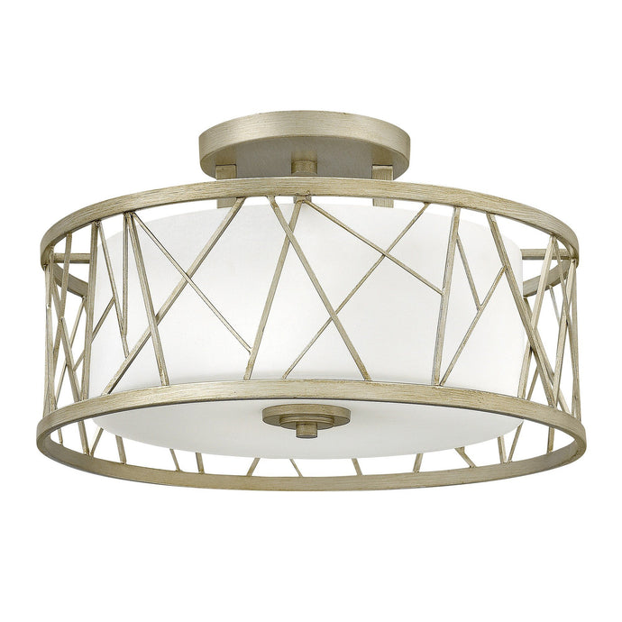 Hinkley Nest Semi-Flush Light - London Lighting - 1