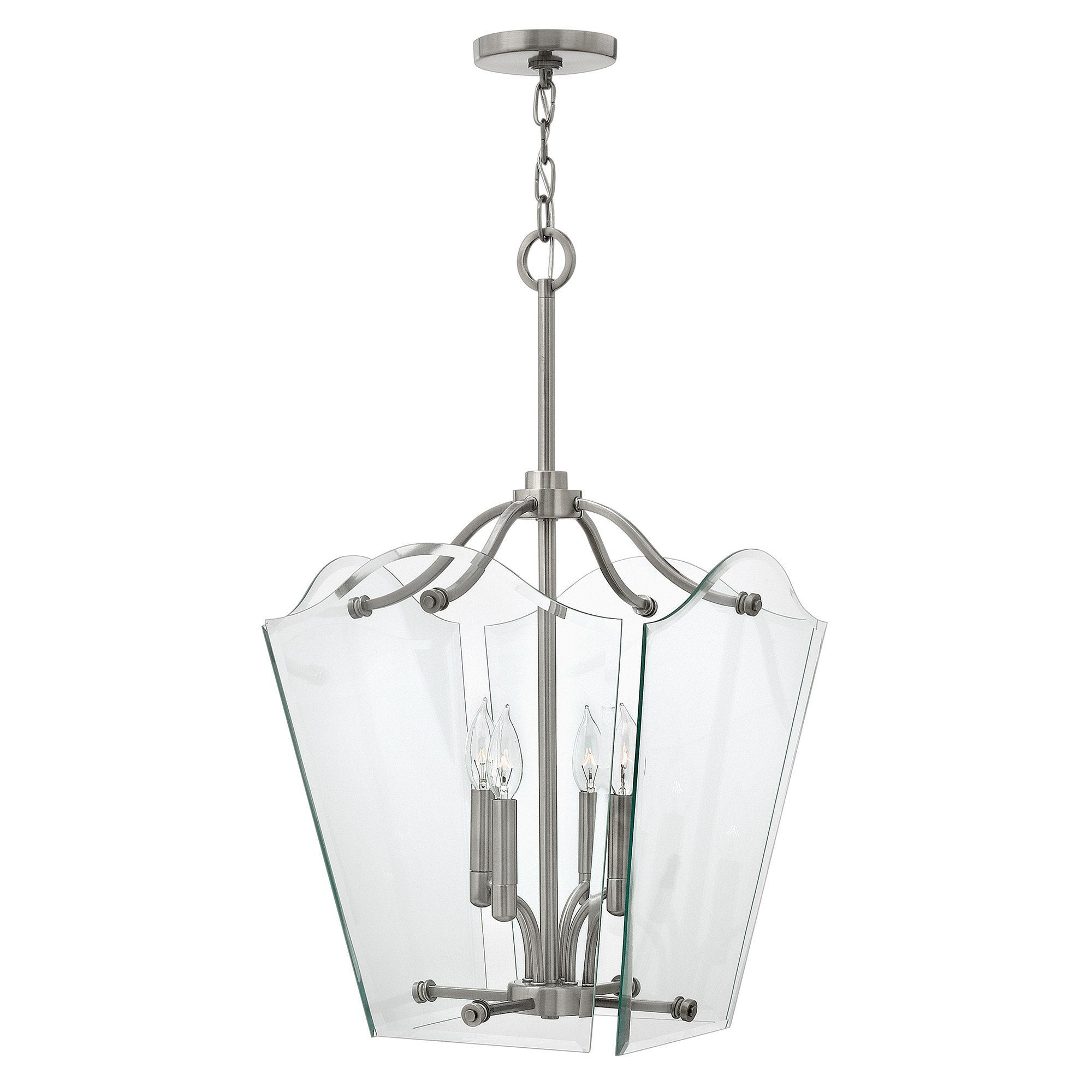 Hinkley Wingate Medium Pendant - London Lighting - 1