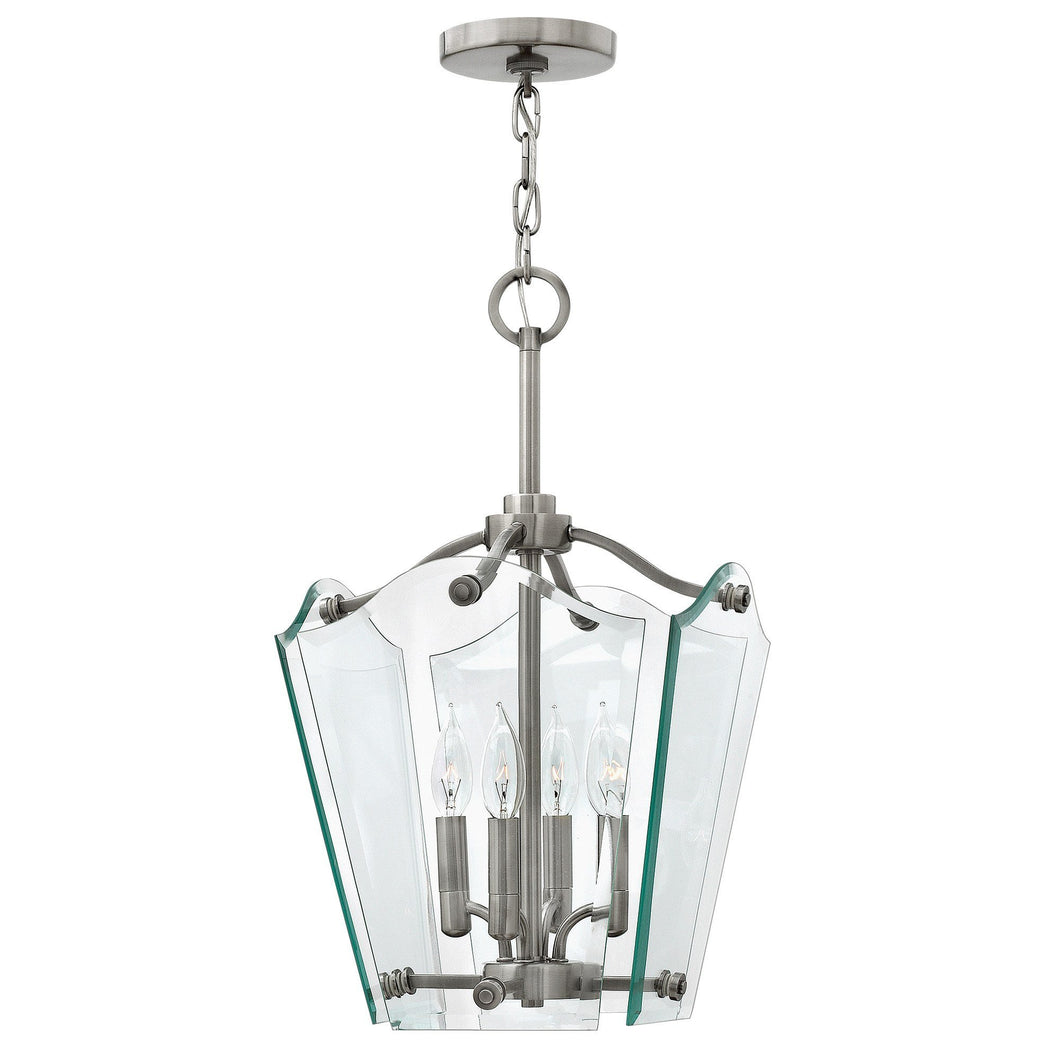 Hinkley Wingate Small Pendant - London Lighting - 1
