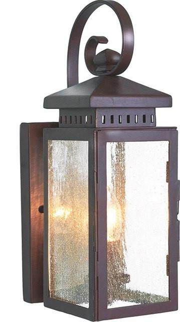 Hythe Wall Lantern - London Lighting - 1