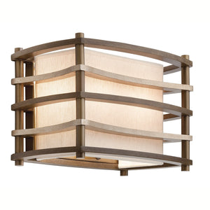 Kichler Moxie 2 Light Wall Light - London Lighting - 1