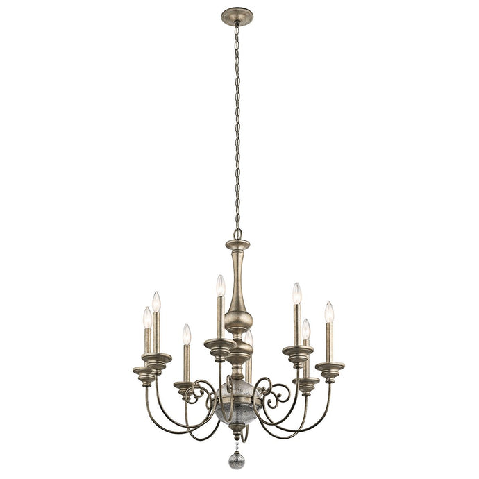 Beauvoir 8 Light Grand Chandelier  - ID 8425
