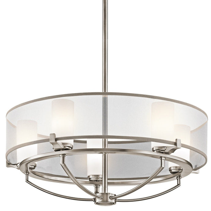 Kichler Saldana 5 Light Chandelier - London Lighting - 1