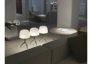Foscarini Lumiere Large with Dimmer Table Lamp - London Lighting - 3