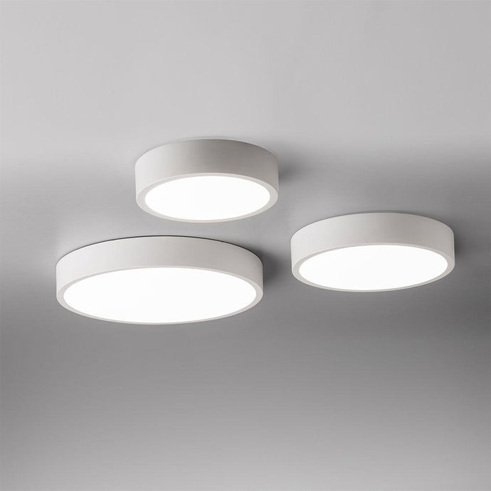 Hannay Small Circular Dimmable Flush LED Ceiling Light - ID 9110
