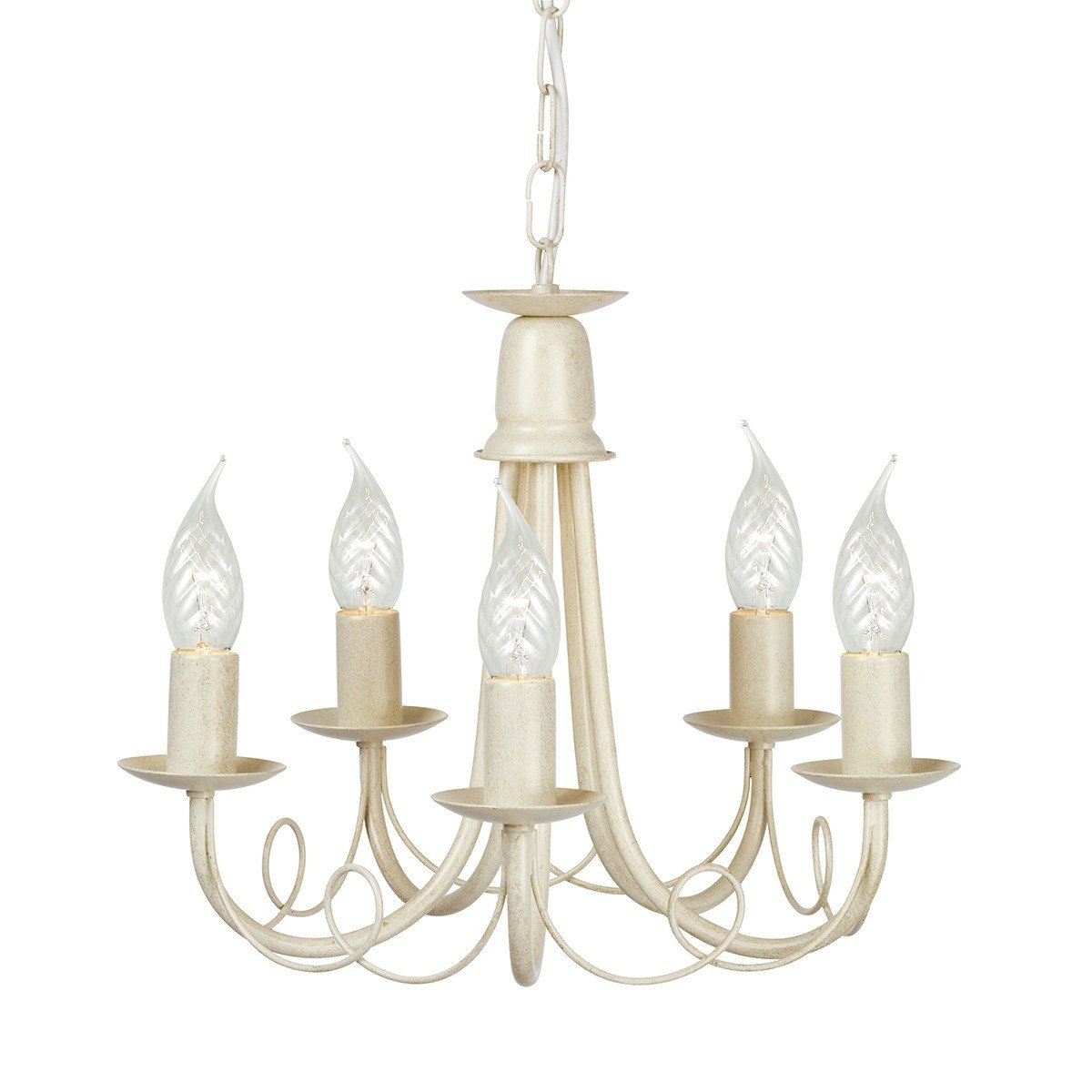 Minster 5 Arm Chandelier - London Lighting - 1