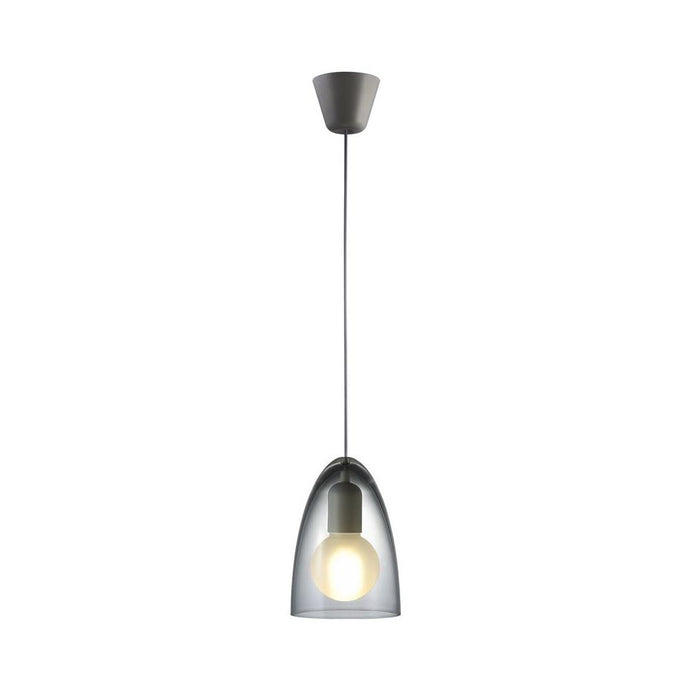 Grey Contemporary Single Pendant Light- ID 2572