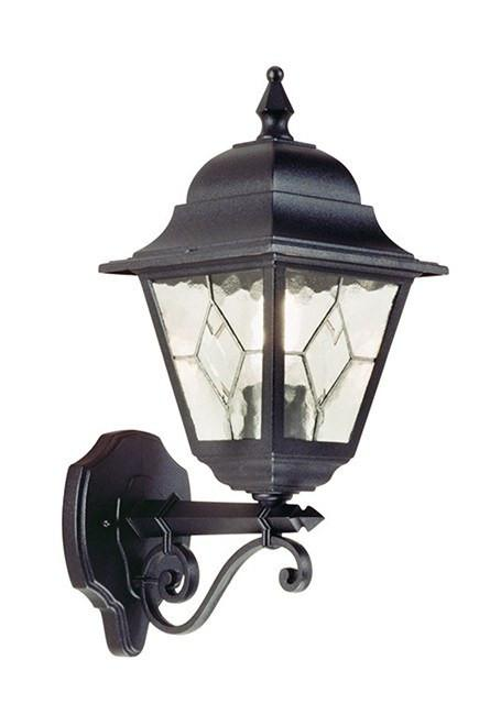 Norfolk Up Wall Lantern - London Lighting - 1