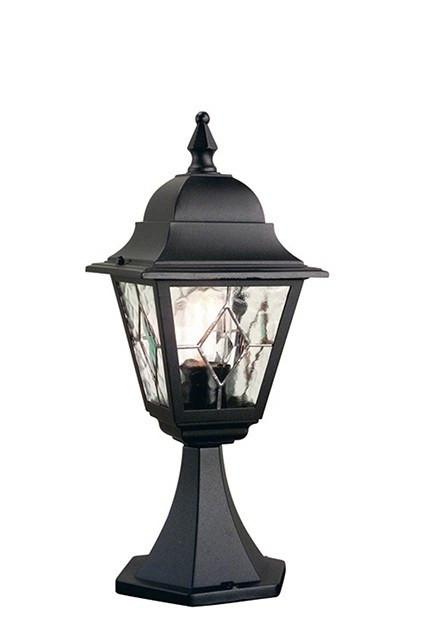 Norfolk Pedestal Lantern - London Lighting - 1