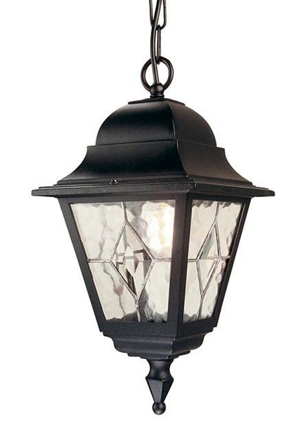 Norfolk Chain Lantern - London Lighting - 1