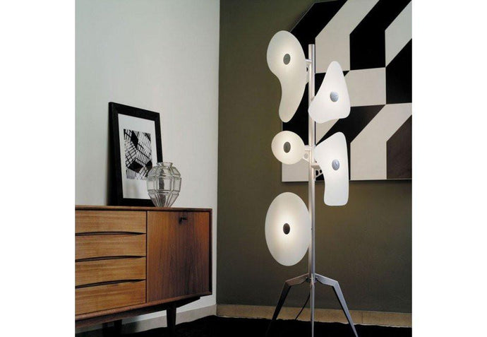 Foscarini Orbital Floor Lamp - London Lighting - 1