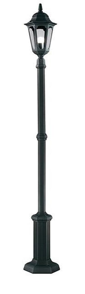 Parish Lamp Post Black - London Lighting - 1