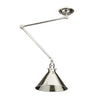 Grenoble Polished Nickel Wall Light/Pendant - ID 7899