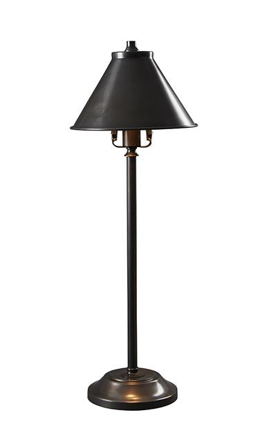 Provence One Old Bronze Copper Stick Desk Lamp