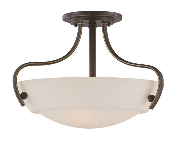 Chantilly Semi-Flush Light - London Lighting - 1