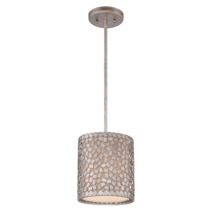 Quoizel Confetti 1 Light Mini Pendant Light - London Lighting - 1