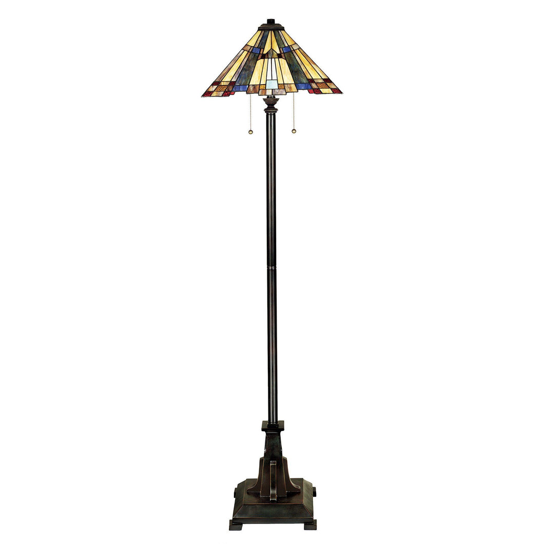 Quoizel Inglenook Floor Lamp - London Lighting - 1