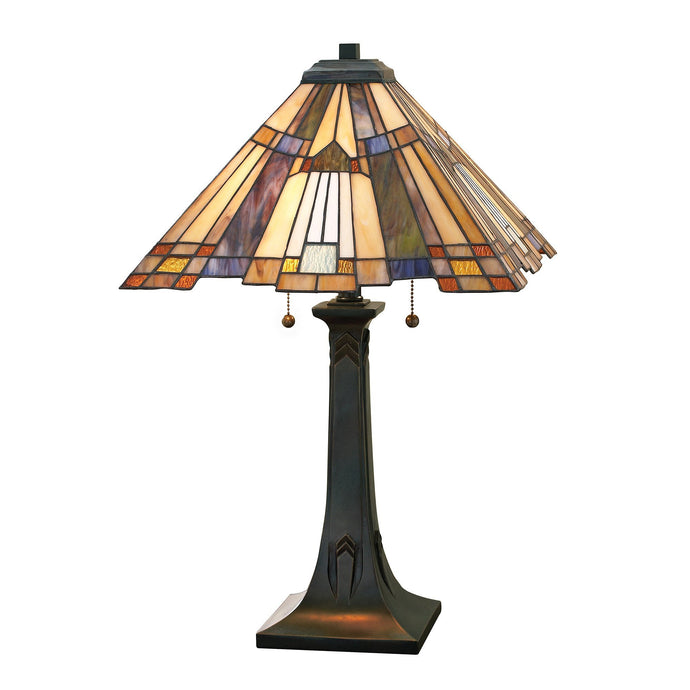 Quoizel Inglenook Table Lamp - London Lighting - 1