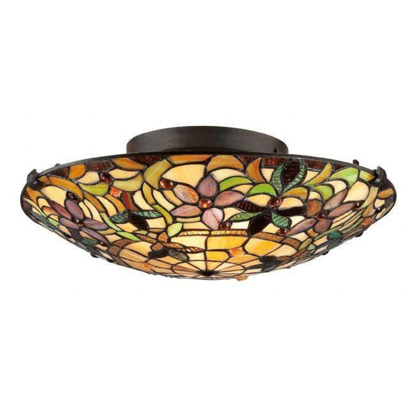 Quoizel Kami Flush Mount - London Lighting - 1