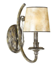 Kendra 1 Lamp Wall Light - London Lighting - 1