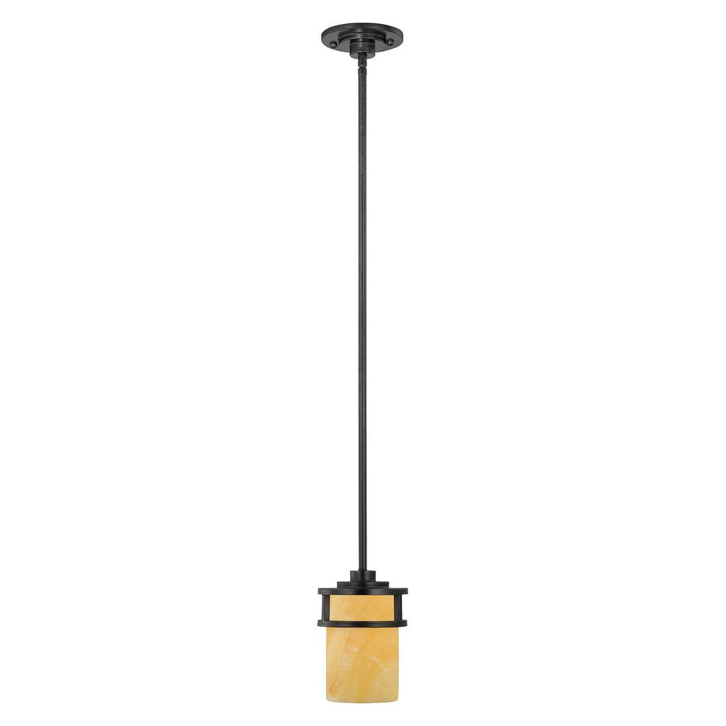 Quoizel Kyle 1 Light Mini Pendant Light - London Lighting - 1