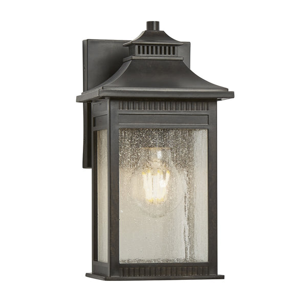 Imperial Bronze Small Wall Lantern