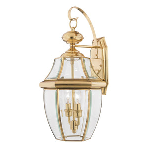 Quoizel Newbury Large Wall Lantern - London Lighting - 1