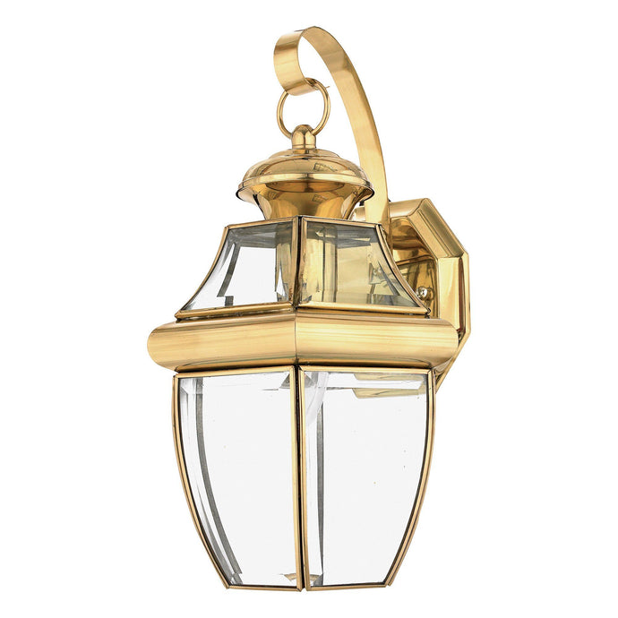 Quoizel Newbury Medium Wall Lantern - London Lighting - 1