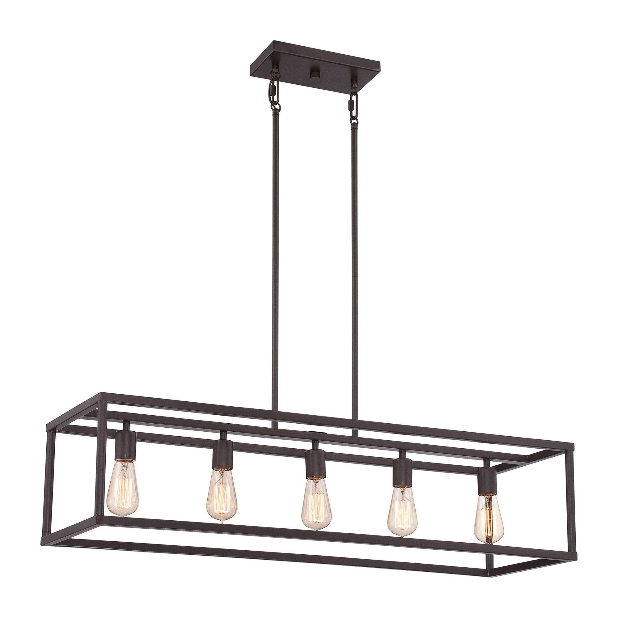 Quoizel New Harbor Island Chandelier - London Lighting - 1
