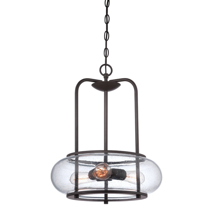 Quoizel Trilogy 3 Light Pendant Light - London Lighting - 1