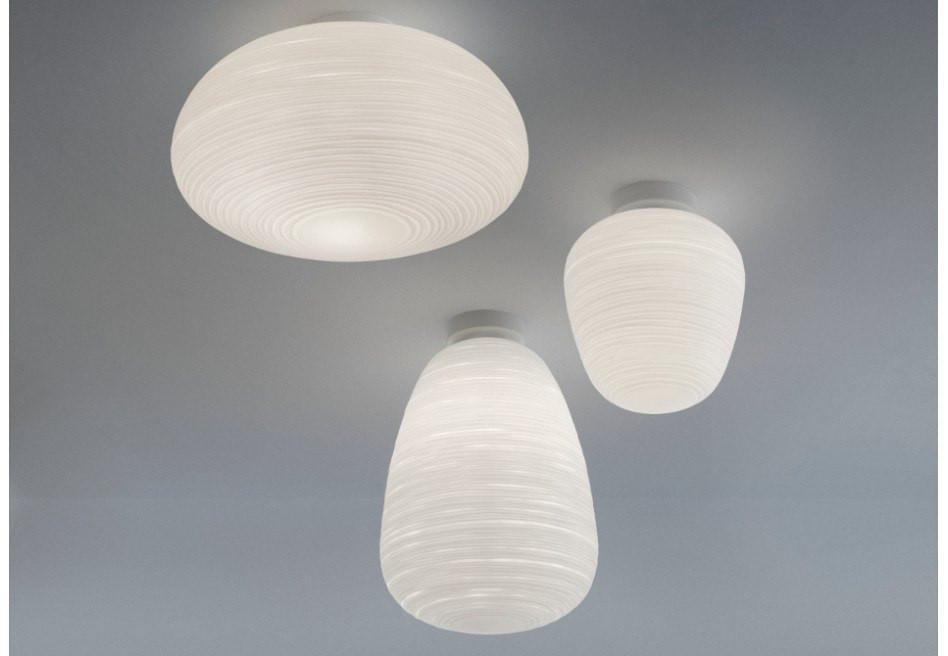 Foscarini Rituals 3 Flush Ceiling Light - London Lighting - 1