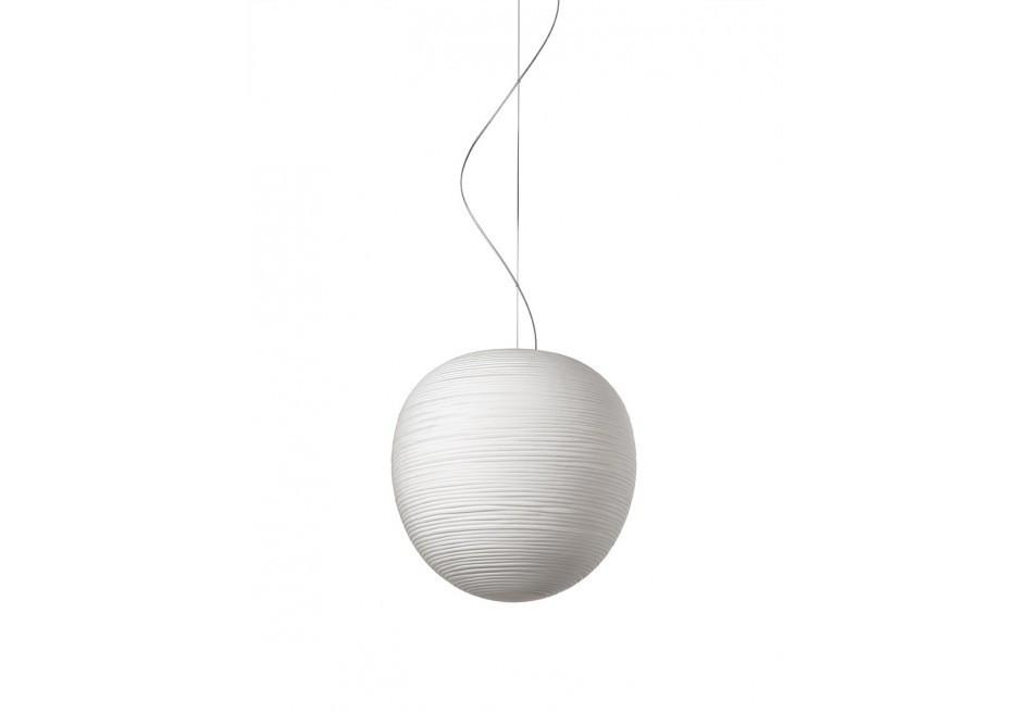 Foscarini Rituals XL White Suspension Pendant - London Lighting - 1