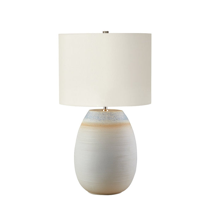 Shepherd Table Lamp c/w Shade - ID 8456
