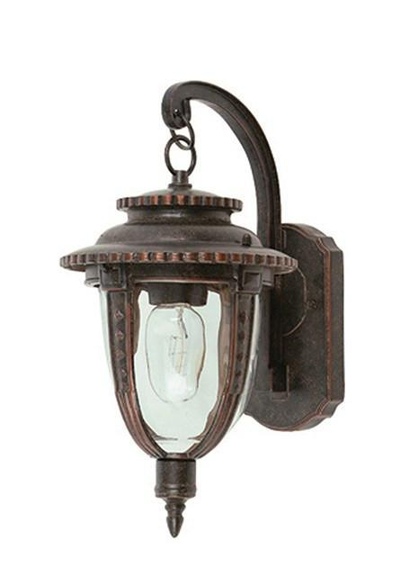 St Louis Wall Lantern Medium - London Lighting - 1