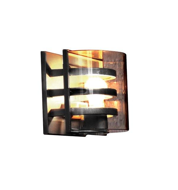 Lutec Delta 1838 Outdoor Wall Light - London Lighting - 1
