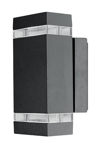 Lutec Focus LED-6050 Outdoor Wall Light - London Lighting - 1