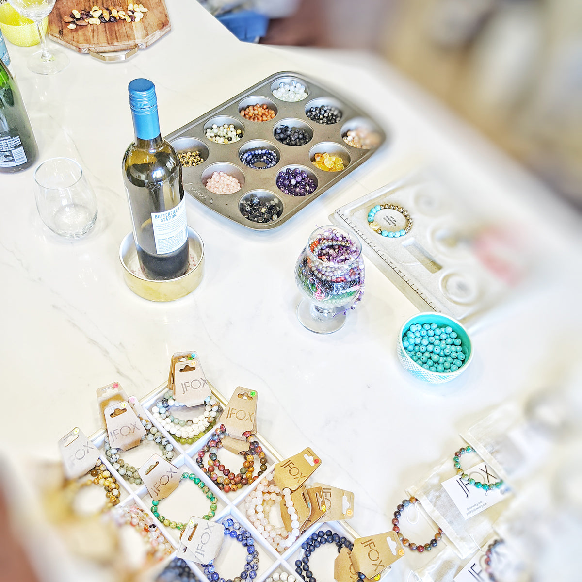 JFOX JEWELRY parties and events