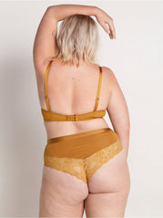 Attract unpadded BH med blonder