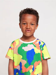 Neon Camouflage t-shirt