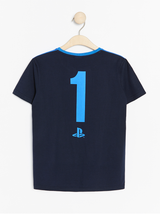 T-shirt med PlayStation print