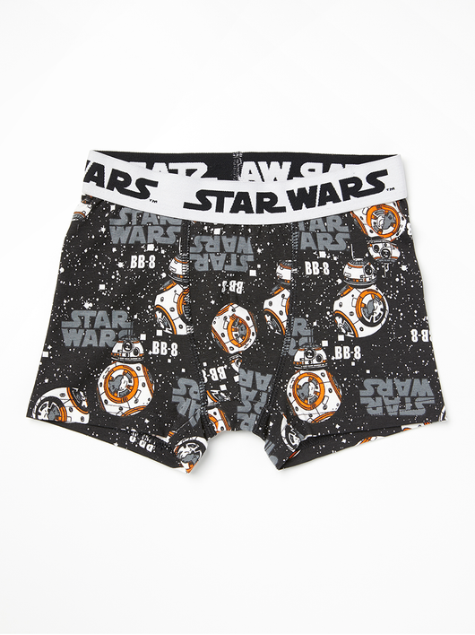 Boxer shorts med Star Wars print