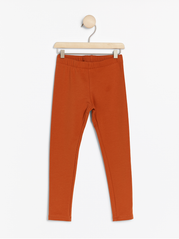 Forede orange leggings