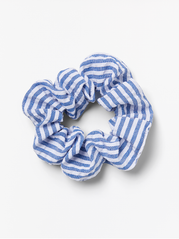 stribet scrunchie