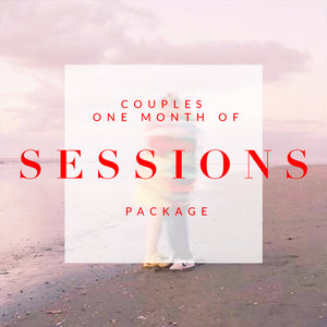 Couples Session 1 Month Package